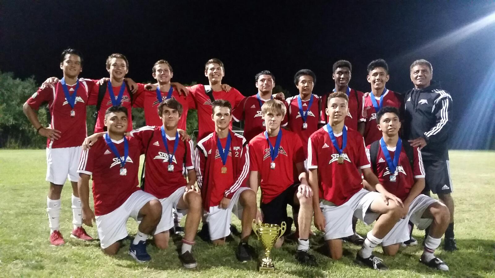 B1999 Collects Two Summer Tournament Championships