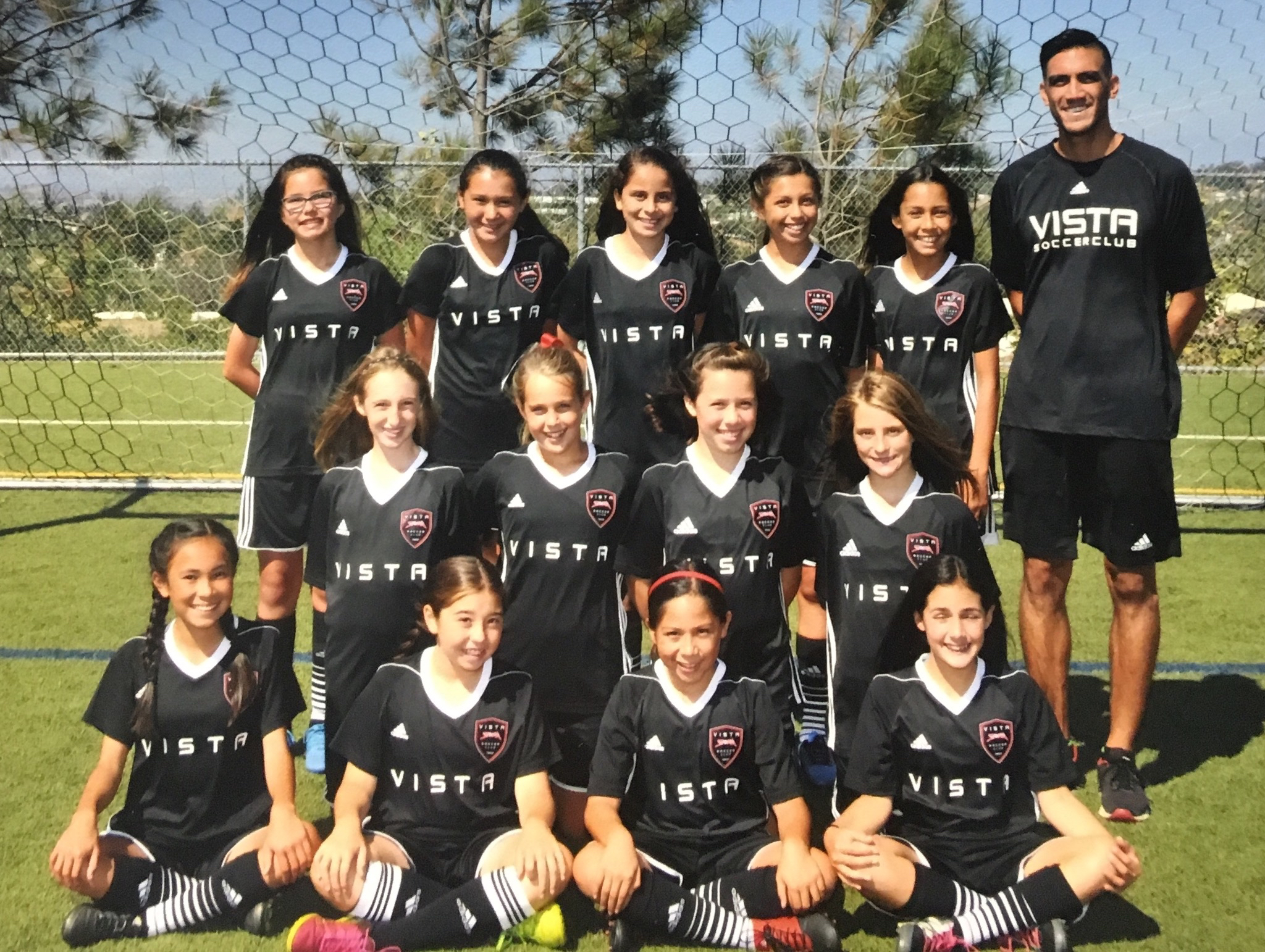 2006 GIRLS ARE PRESIDIO CHAMPIONS