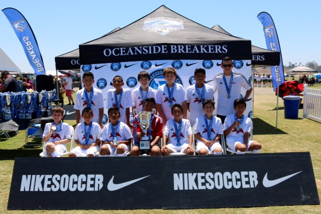 B2004 Black Wins SoCal Cup