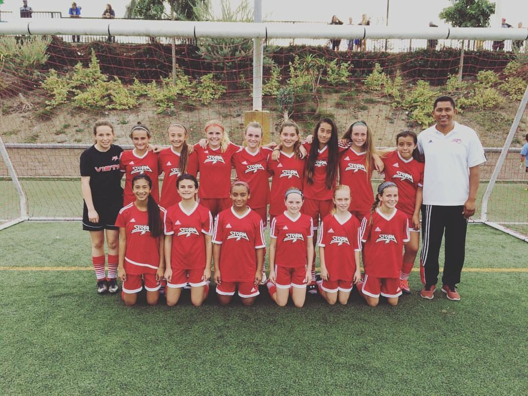 2004 Girls Are Presidio AAA Division Champs!