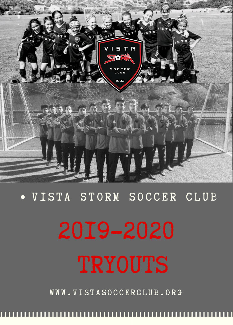 2019-2020 Competitive Tryouts Announced