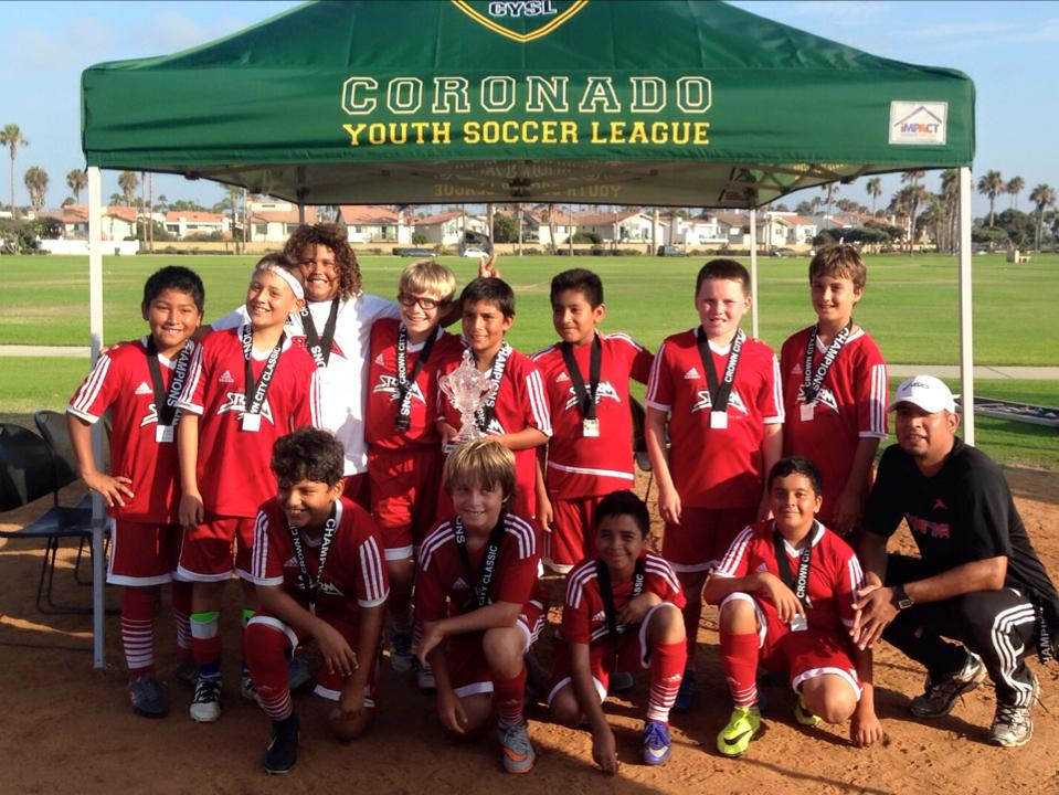 2005 Boys Win Crown City Classic