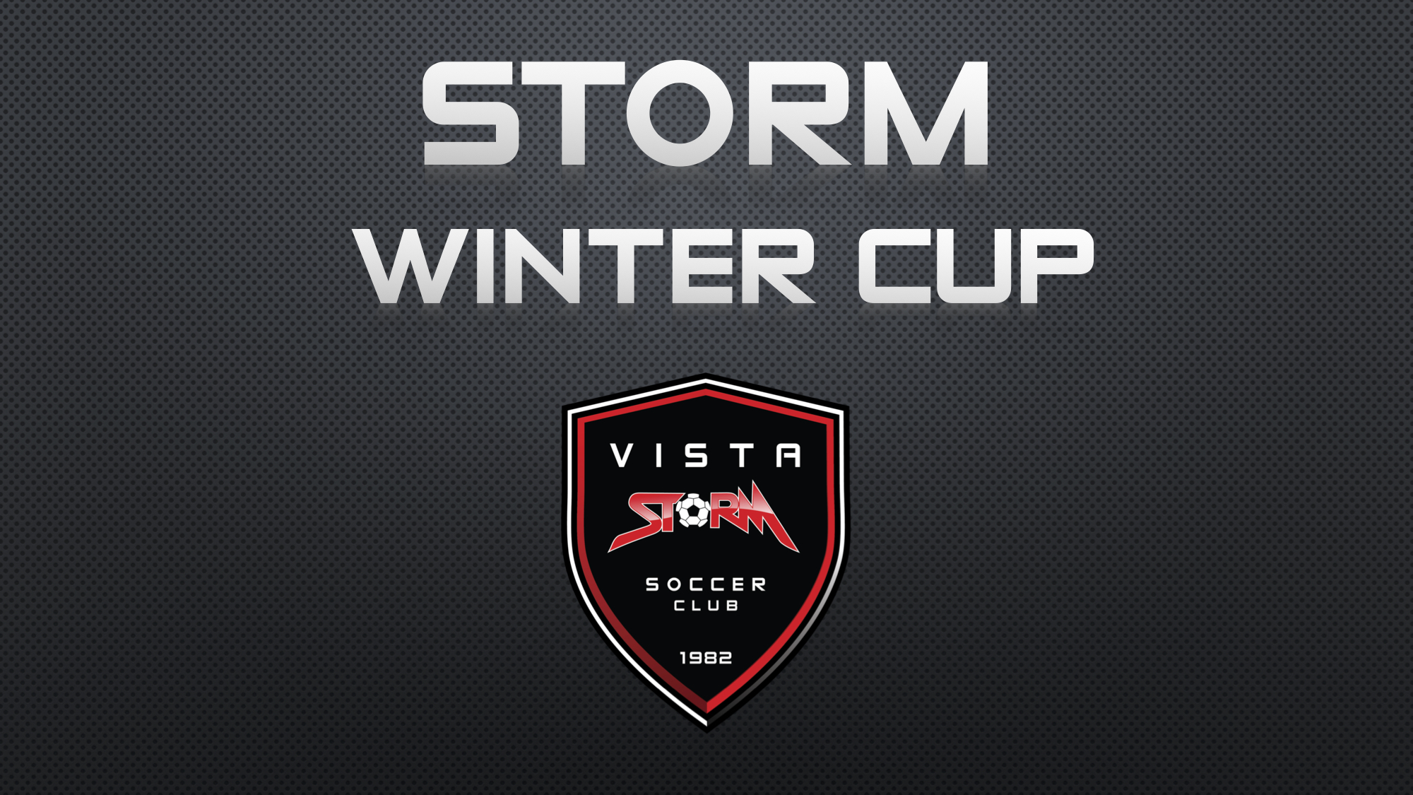 VISTA STORM WINTER CUP