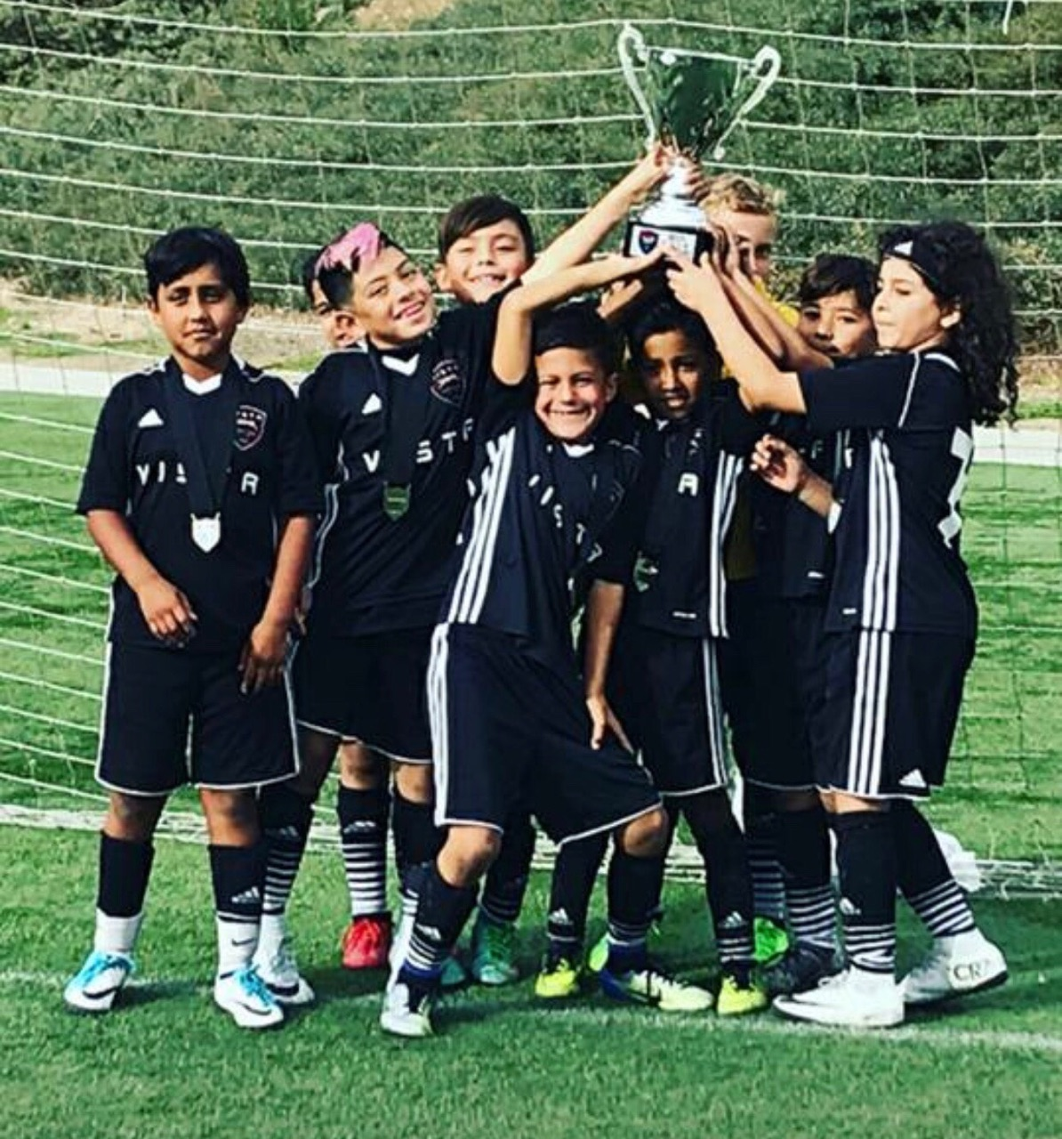 2009 Boys Win Storm Winter Cup